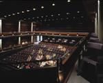 Isabel Bader Theatre, auditorium, audience