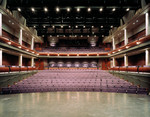 Isabel Bader Theatre, auditorium, stage view