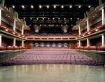 Isabel Bader Theatre, auditorium, stage view