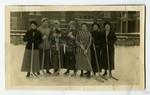 Victoria College Womens Hockey Team, 1T6