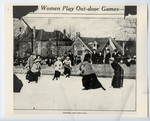 Victoria Coeds playing hockey, ca.1910-1920