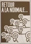 Retour à la normale ...