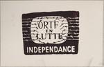 O.R.T.F. en lutte : Indépendance.