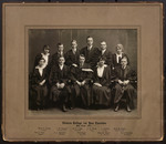 Victoria College 1st Year Executive, Fall Term 1915
