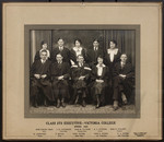 Class 2T5 Executive - Victoria College, Spring 1922