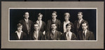 Victoria College Class Executive 3T0 Spring Term 1929