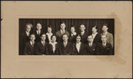 Acta Victoriana Board, 1931-32