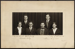 Victoria College 3T4 Class Executive, Spring Term, 1931