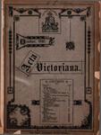 Acta Victoriana 14 :1