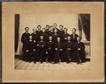 Graduating Class, Victoria College, 1850-56