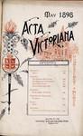 Acta Victoriana 21 :8