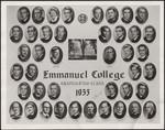 1955 Graduating Class, Emmanuel College