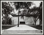 Exterior of the E.J. Pratt Library, 1962