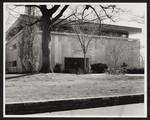 [Exterior of the E.J. Pratt Library]
