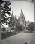 Victoria College from the s.e.