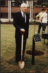 [A.B.B. Moore at tree planting]
