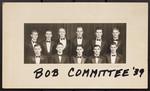 Victoria College Bob Committee, 1938-1939