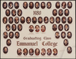 1980 Graduating Class, Emmanuel College