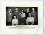 Victoria College Dramatic Society Executive, 1942