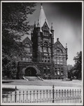 Victoria College, summer 1955 [south east corner]