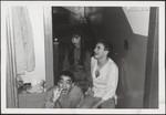 """Cast members of """"Bonapartes Retreat"""", Bob Revue, Nov. 5 - 9, 1963"""