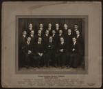 Union Literary Society Cabinet, Spring Term, 1922-23