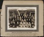 Middle House, Burwash Hall, Victoria College, 1930-31