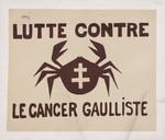 Lutte contre le cancer gaulliste