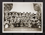 "Victoria College Music Club, 1937 "" The Mikado"""