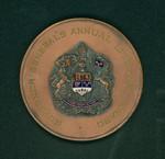 Governor Generals Medal awarded to E.J. Pratt