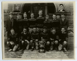Victoria College Soccer Team, Interfaculty Champions, Fall 1939
