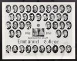 1958-1959 Graduating Class, Emmanuel College