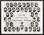 1967-1968 Graduating Class, Emmanuel College