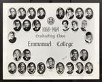 1968-1969 Graduating Class, Emmanuel College