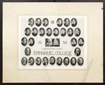 1950 Graduating Class, Emmanuel College