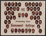 1982 Graduating Class, Emmanuel College