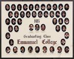 1985 Graduating Class, Emmanuel College