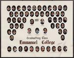 1987 Graduating Class, Emmanuel College