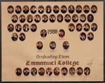 1988 Graduating Class, Emmanuel College