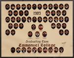 1989 Graduating Class, Emmanuel College