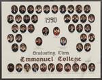1990 Graduating Class, Emmanuel College