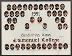 1991 Graduating Class, Emmanuel College