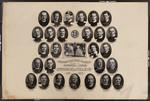 Graduating Class, Summer Course, Emmanuel College, 1943