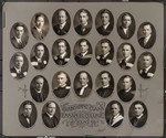 1929 Graduating Class, Emmanuel College