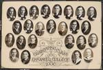 1930 Graduating Class, Emmanuel College