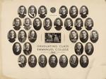 Graduating Class, Emmanuel College, 1941