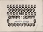1961-1962 Graduating Class, Emmanuel College
