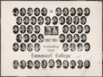 1962-1963 Graduating Class, Emmanuel College