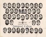 1960-1961 Graduating Class, Emmanuel College