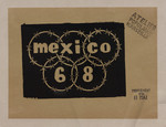 Mexico 68 [art reproduction]